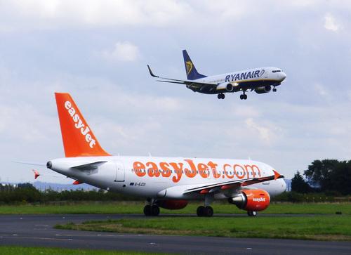 Ryanair & easyJet