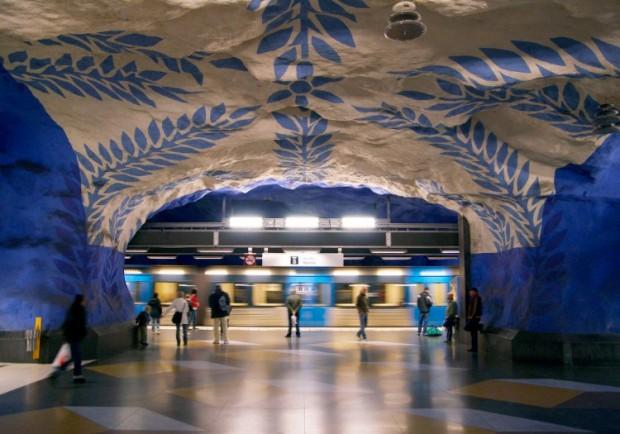 Stockholm-Metro-T-Centralen