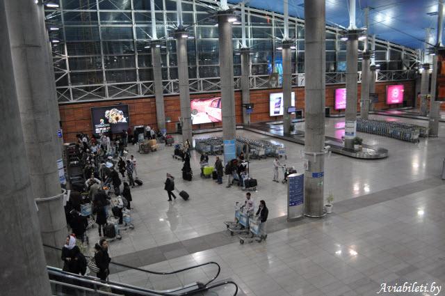 Airport Tehran Imam Khomeni