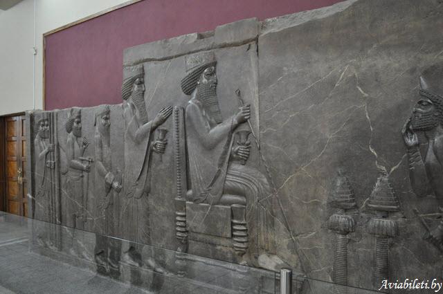 national museum tehran