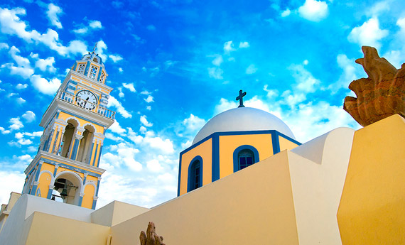 Cyclades-Greece