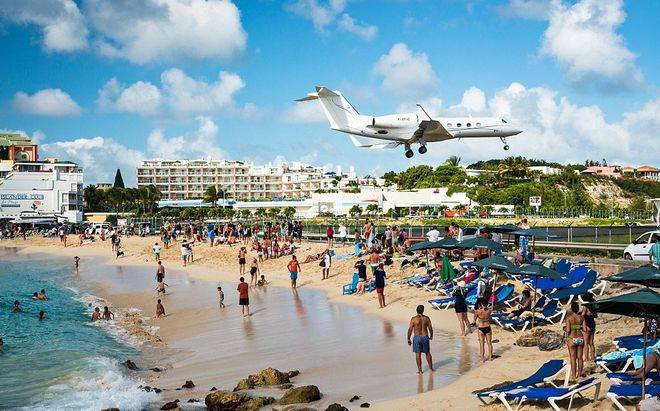 Airport Princess Juliana