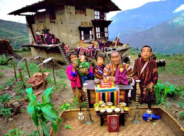 Bhutan_people