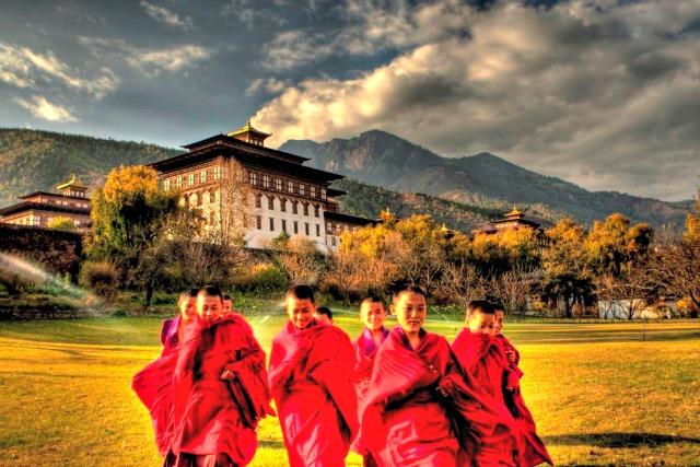 bhutan-Dechencholing