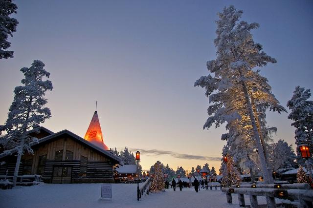 Rovaniemi-christmas