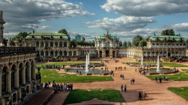 Dresden-palate-zwinger
