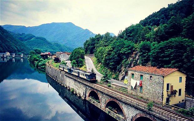 train-italy