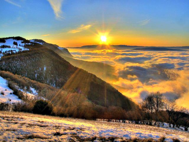 Гора Салев
