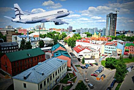 Купить авиабилет из перми в санкт-петербург